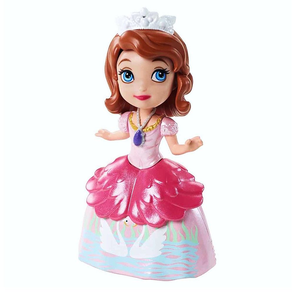 disney princess sofia die erste puppe figur tee party prinzessin sofia ebay. Black Bedroom Furniture Sets. Home Design Ideas