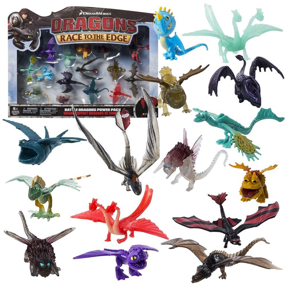 Dragons Drachen Namen : dragons mini spielfiguren battle dragon 15 teiliges ~ Watch28wear.com Haus und Dekorationen