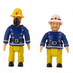 Feuerwehrmann Sam - Figuren Set Sam & Officer