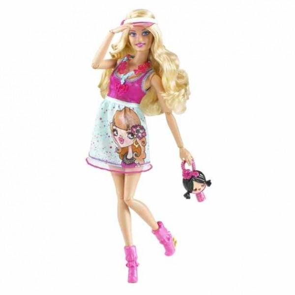 Fashionistas-Barbie-Puppe-Cutie