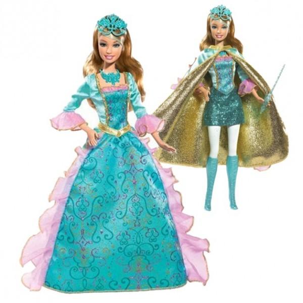 Barbie und Die Drei Musketiere  Summer als Aramina  eBay