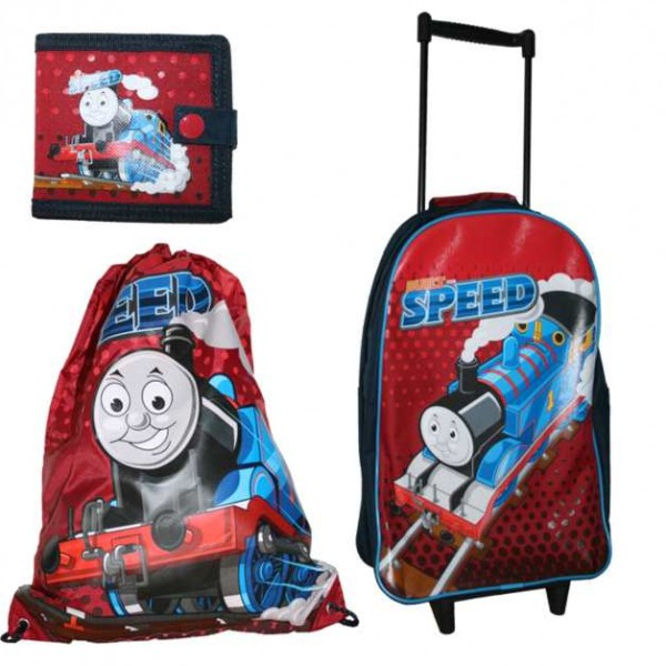 Thomas-seine-Freunde-Speed-Trolley-Set