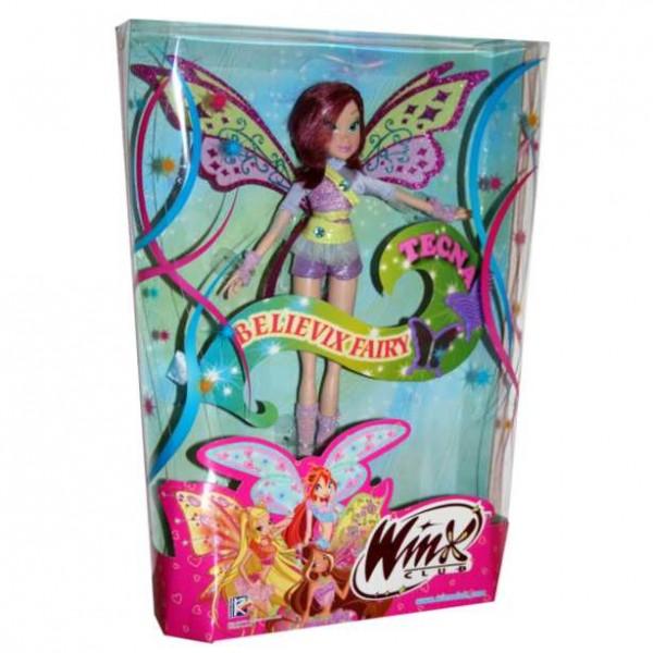 Buy Winx Club Winx 11.5 Deluxe Fashion Doll Believix - Stella 24