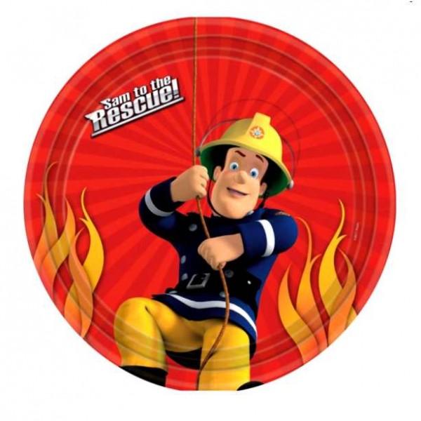 Feuerwehrmann Sam Wandtattoo ~ Die beste Heimatentwurf ...