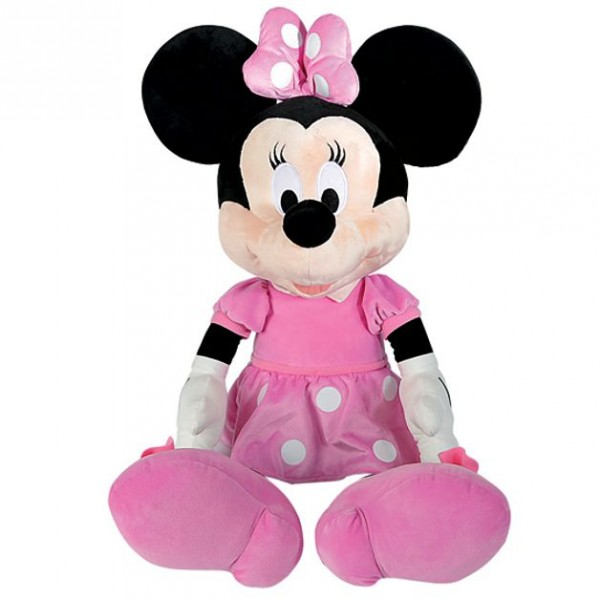 minnie maus disney pl sch figur 35cm minnie mouse ebay. Black Bedroom Furniture Sets. Home Design Ideas