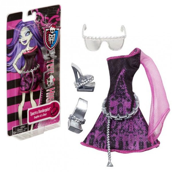Details zu spectra vondergeist deluxe monster high kinder for Monster high zimmerdeko