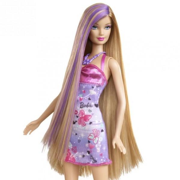 Barbie Puppe Super Haar Model Dunkelblond Ebay