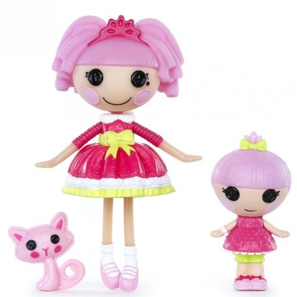 Lalaloopsy mini welt set jewel sparkles trinket for Lalaloopsy jewel sparkle coloring pages