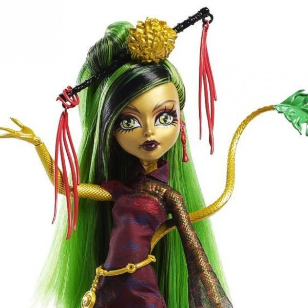 MONSTER HIGH Puppe  Jinafire Long Scaris Deluxe  eBay
