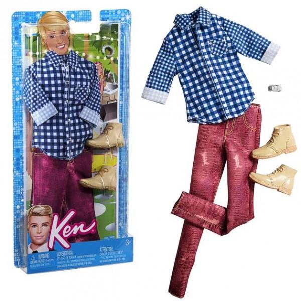 barbie ken garderobe festmoden kleidung freizeit ebay. Black Bedroom Furniture Sets. Home Design Ideas