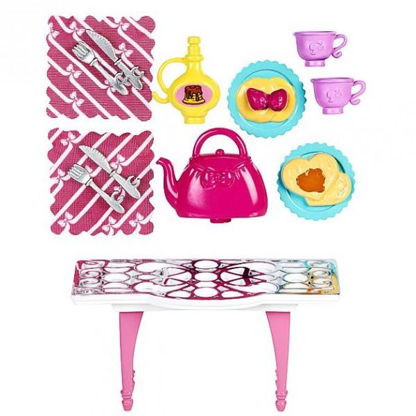 Barbie Wohn Avec Accessoires Ensemble Cuisine Petit