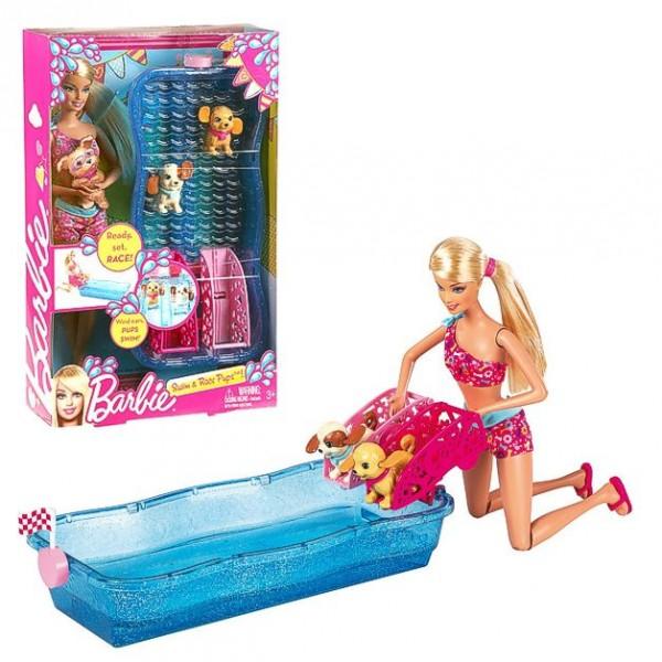 Barbie une telle chienne