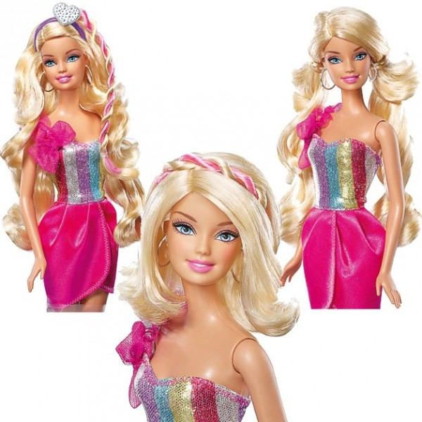 Barbie Frisuren