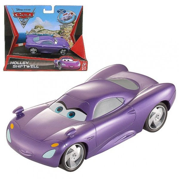 Disney Cars - Vehicles - Cars With Pull Back Motor
