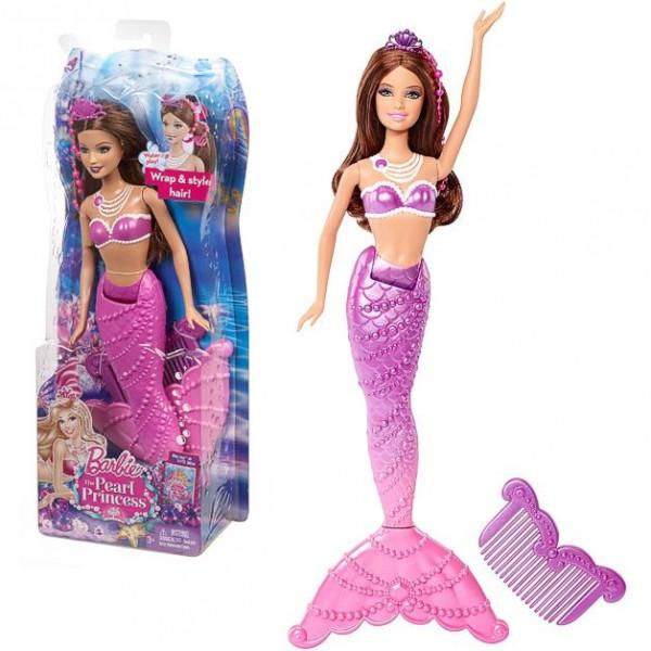barbie puppe meerjungfrau