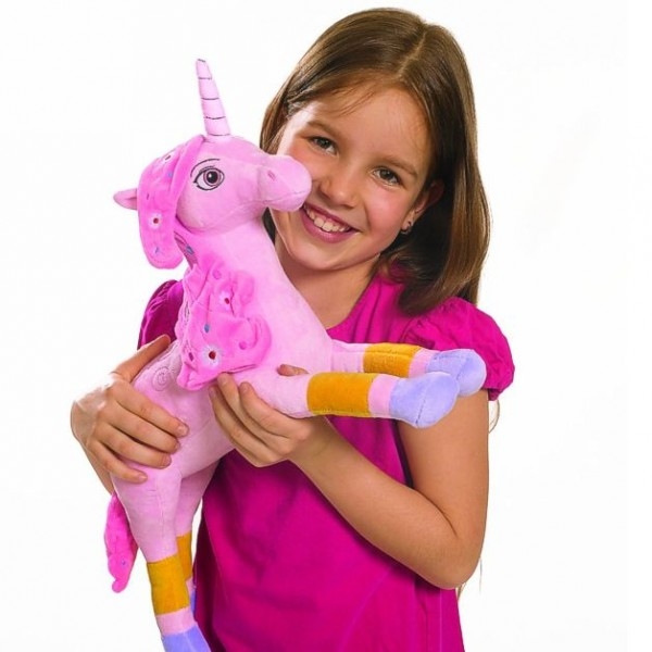 mia and me pl sch figur einhorn lyria 30 cm ebay. Black Bedroom Furniture Sets. Home Design Ideas
