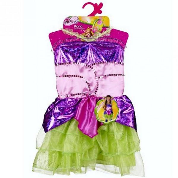 Winx Club Kostüm : winx club kost m kleidung believix fairy flora 4 6 jahre ebay ~ Frokenaadalensverden.com Haus und Dekorationen