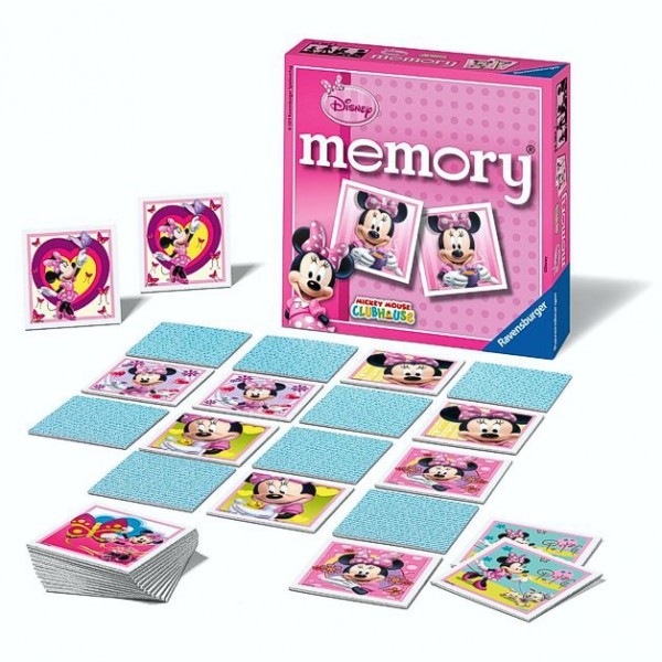 micky maus memory