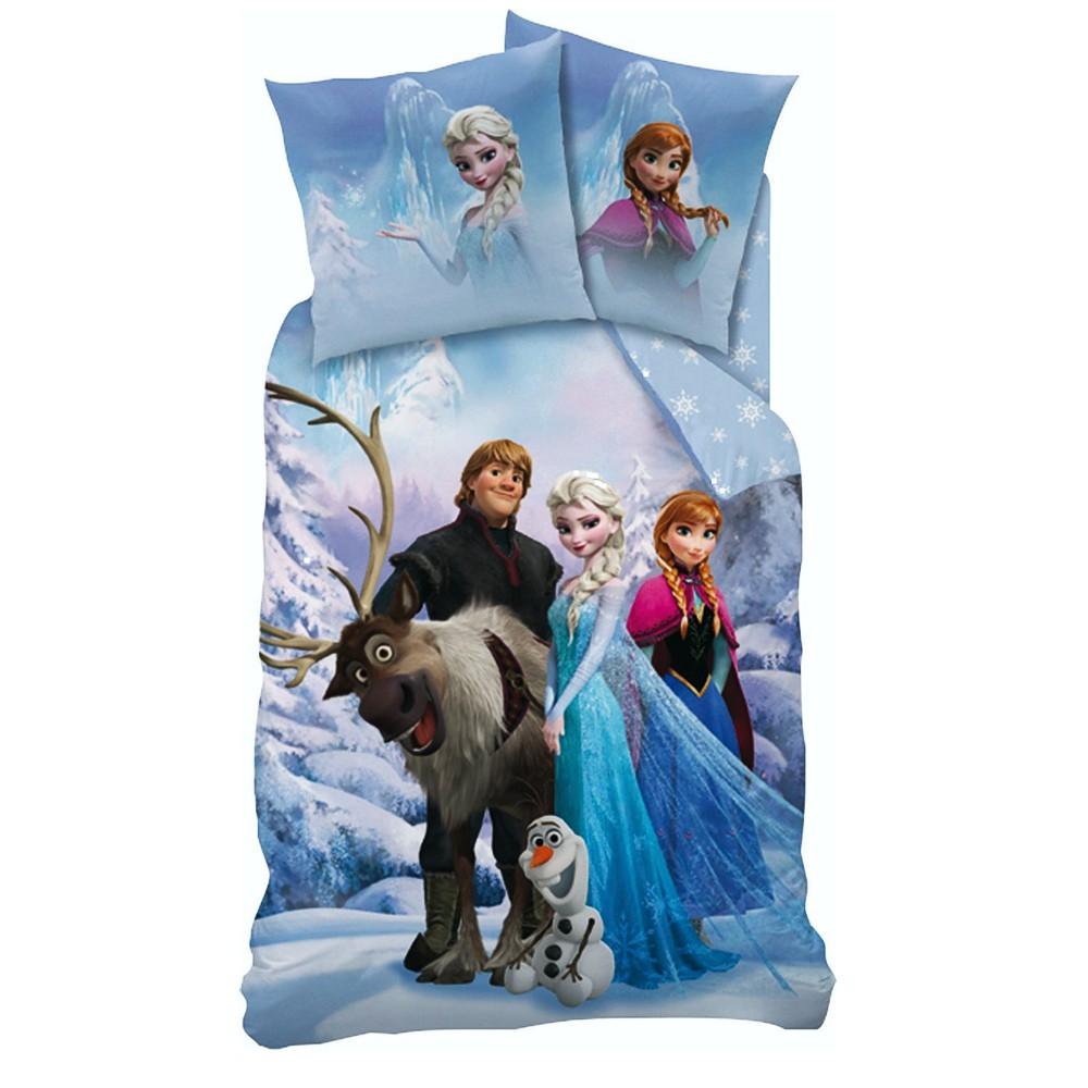 disney eisk nigin frozen kinder wende bettw sche linon. Black Bedroom Furniture Sets. Home Design Ideas