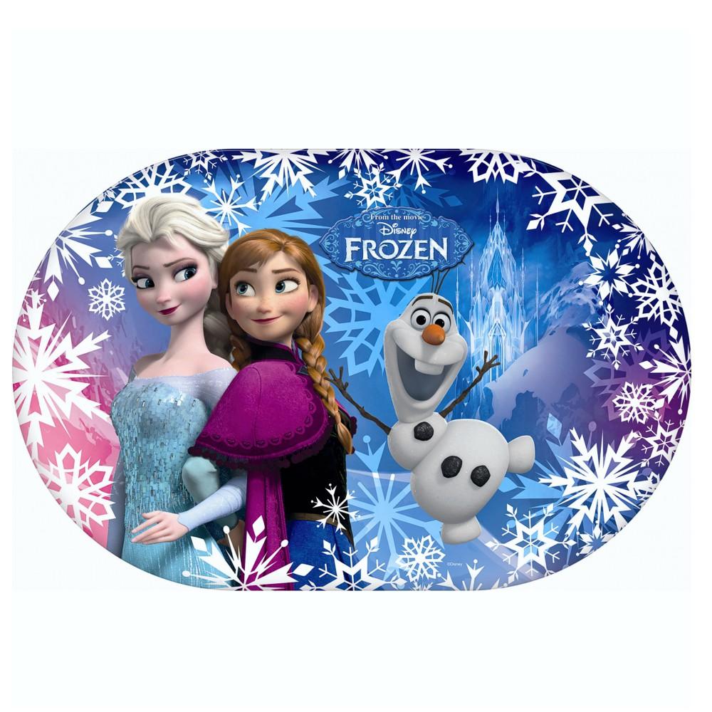 Kinder Tischunterlage ~ Disney Frozen Eiskönigin  Geschirr für Kinder