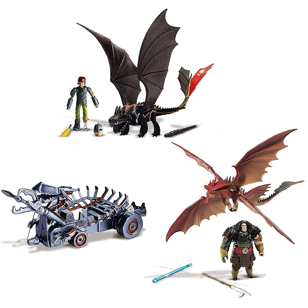 how to train your dragon dragon list of all dragons