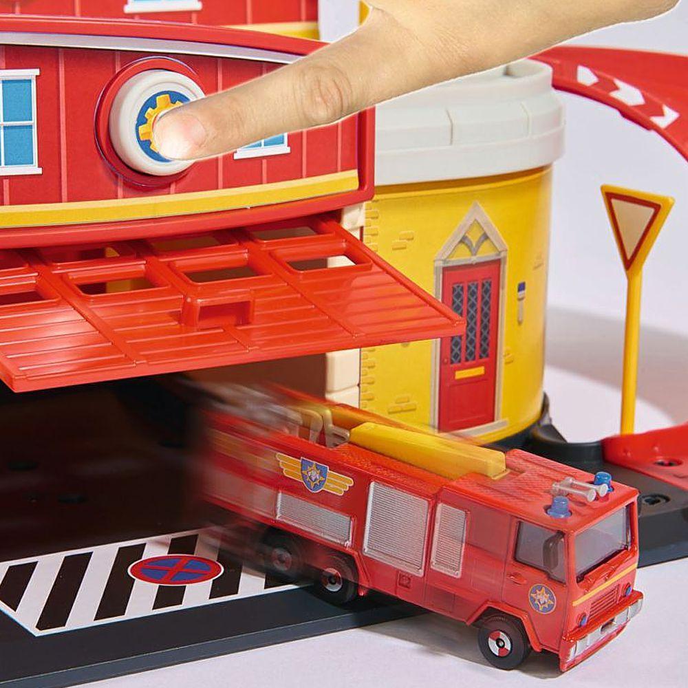 Feuerwehrmann Sam Spiel
