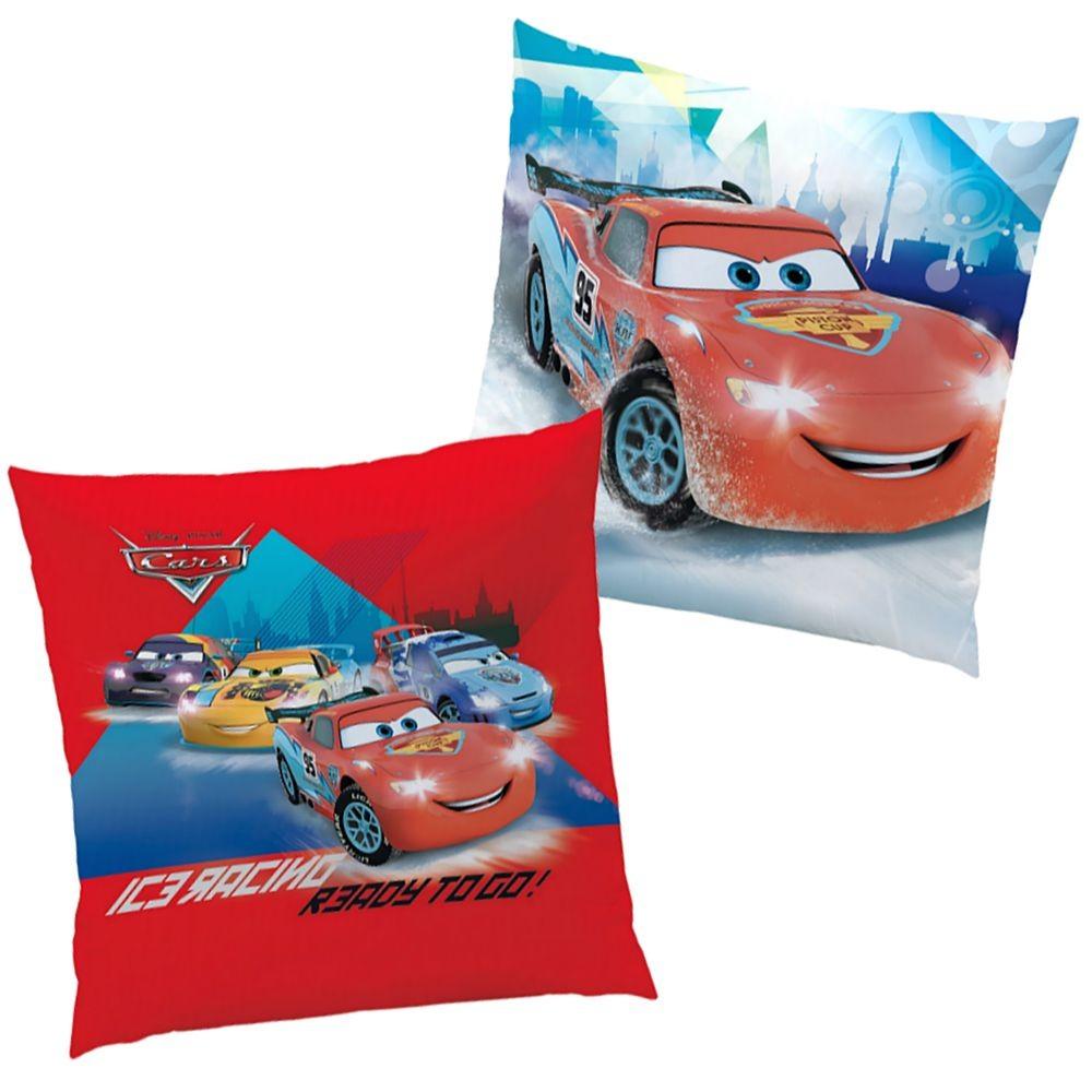 Disney Cars Kinder Kissen Dekokissen Ice Racer Lightning