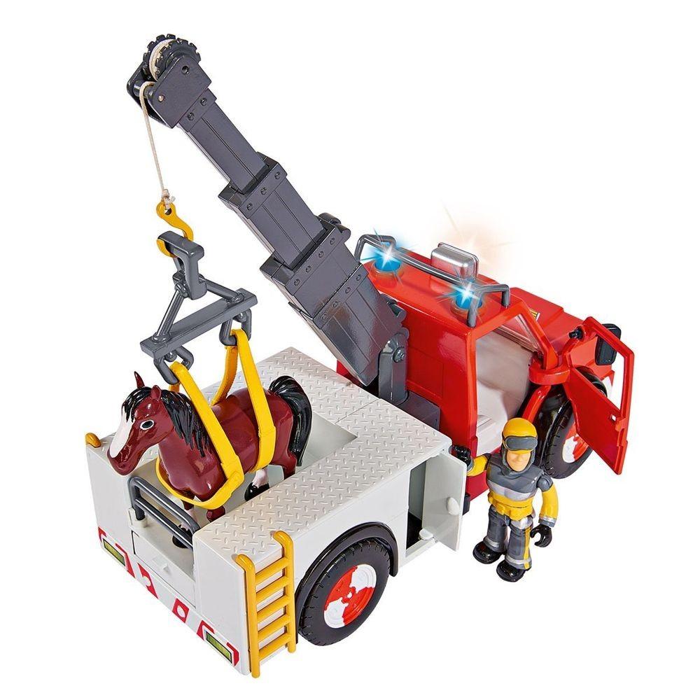 Feuerwehrmann Sam Phoenix