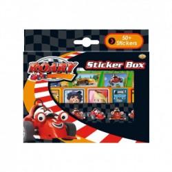 Roary Rennauto - Sticker Geschenkbox klein