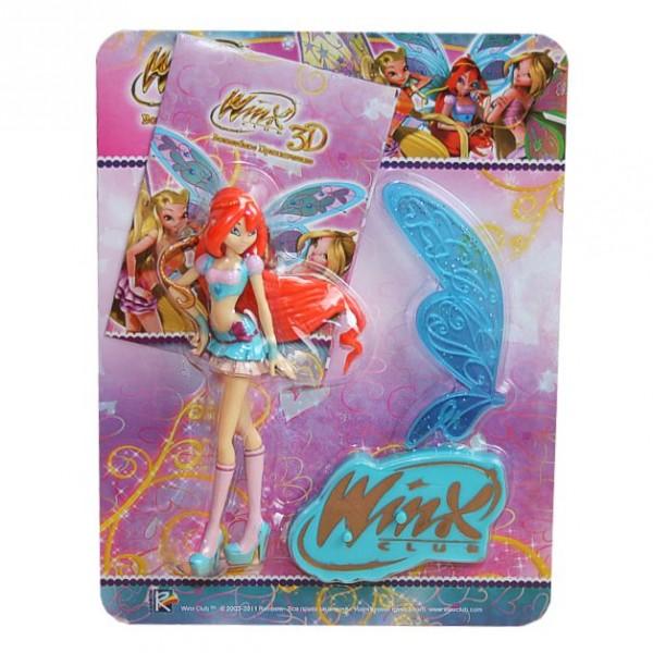 Winx club mini poup e 3d bloom ebay - Winx mini fee ...